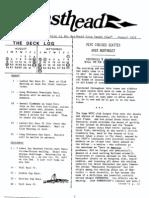 Masthead Aug 1979