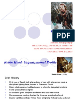 Robin Hood_case analysis