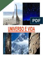 UNIVERSO TERRA VIDA Modo de Compatibilidade