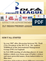 A Project Report on Indian Premier League Submitted in