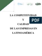 Libro de Calidad y Competitividad