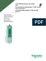Unidad Micrologic 6.0 P