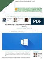 Oficial e de Graça! Aprenda a Fazer o Download de Qualquer ISO Do Windows - TecMundo