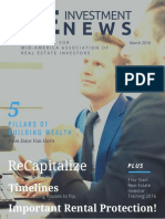 RE Investment News March 2016