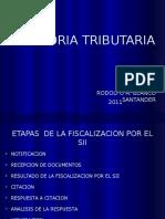 Presentacion Diagrama Auditoria Tributaria