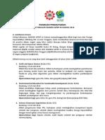Panduan Pendaftaran Diklat SEAQIS 2016