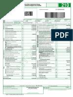 2110303634936 JAVIER F. 2014 DECLARACION