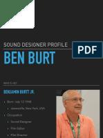 Ben Burtt