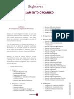 Regalamento Organico Del IPN