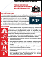Flyer Reguli Cutremur Spital Copy