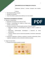 Aula 1 - Processos Geodinamicos Internos