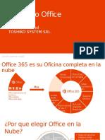 Office 365 Presentación Para Clientes