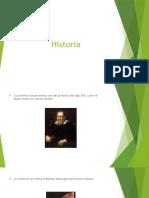 Historia metrologia