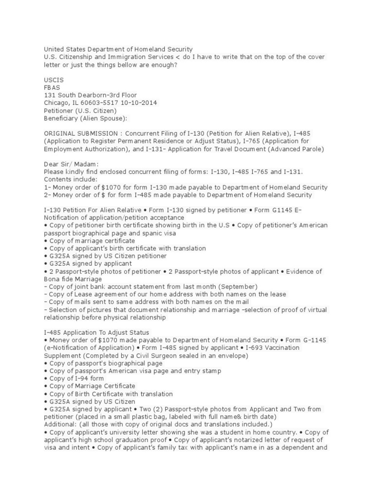Cover letter permanent residence united states human migration madrichimfo Gallery