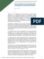 La Espiritualidad y Su Relación Con La Recuperación Del Alcoholismo en Integrantes de Alcohólicos Anónimos (AA)