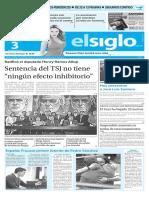Edicion Impresa El Siglo 03-03-2016