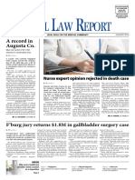 2016 Virginia Medical Law Report