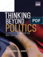 Thinking Beyond Politics