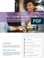 Recruiting Trends Global Linkedin 2015