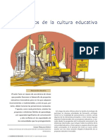 Mitos Cultura Educativa