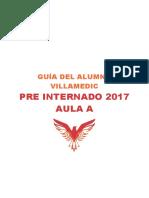 Guía Del Alumno - Pre Internado - Febrero - Aula A
