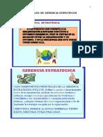 Modelos de Gerencia Específicos