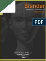 Curso Blender Modelado y Animacion Con Enfasis en Render Arquitectonico