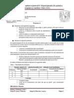 Examen de titulaciones ácido-base