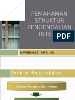 CH 10 Pemahaman struktur pengendalian intern.ppt