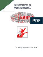 Fundamentos de Mercadotecnia 1, 2, 3, 4 y 5 Nellymejiavelazco