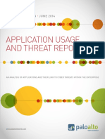 Application Usage Threat Report 2014