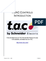 HVAC Controls Introduction_3-2009