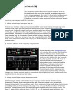 Tips dalam Membuat Musik DJ