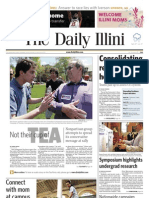 The Daily Illini - Friday, April 16, 2010