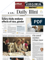 The Daily Illini - Monday, April 19, 2010