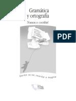 Manual de Redacción y Ortografía