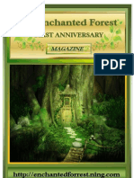 Special Edition Enchanted Forest first Anniversary