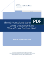 The U.S. Financial and Economic Crisis