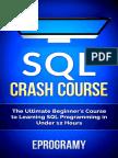 SQL Crash Course