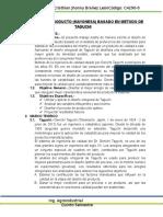 DISEÑO DE UN PRODUCTO (MAYONESA) BASADO EN METODO DE TAGUCHI