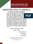 Redistricting in America