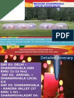 Weekend Dharamshala Trip by Volvo(2N/3D)