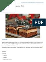 Laurasava.ro-prajitura Cu Crema de Branza Si Nes