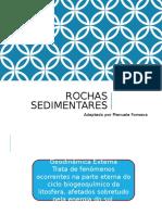 3-Rochas Sedimentares 2016