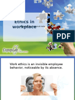 Sin Publicar Ethics in Workplace