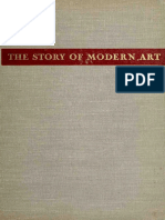"Sheldon Cheney ""The Story of Modern Art"" (1941)"