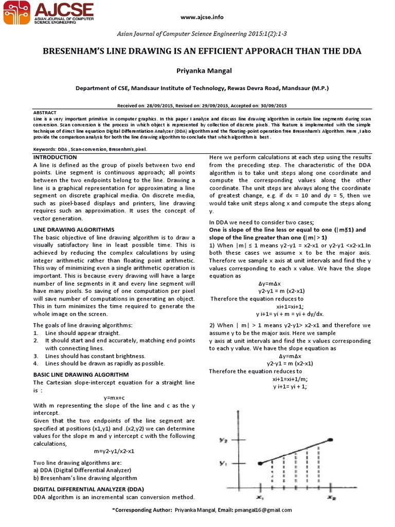 6-11-1-PB pdf | Line (Geometry) | Algorithms