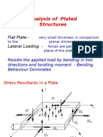 PLATE Elements