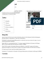 Mauricio Beuchot – Wikipédia, A Enciclopédia Livre