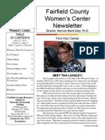 Fairfield County Women's Center Newsletter